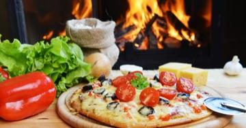 Maquinaria para pizzería